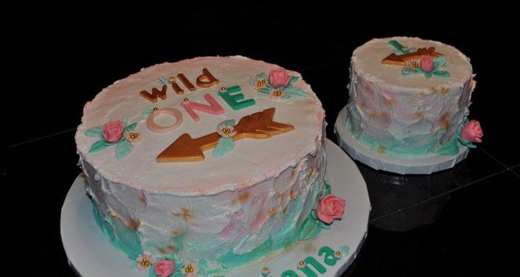 Arrow 1st Birthday Cake Create Me A Cake